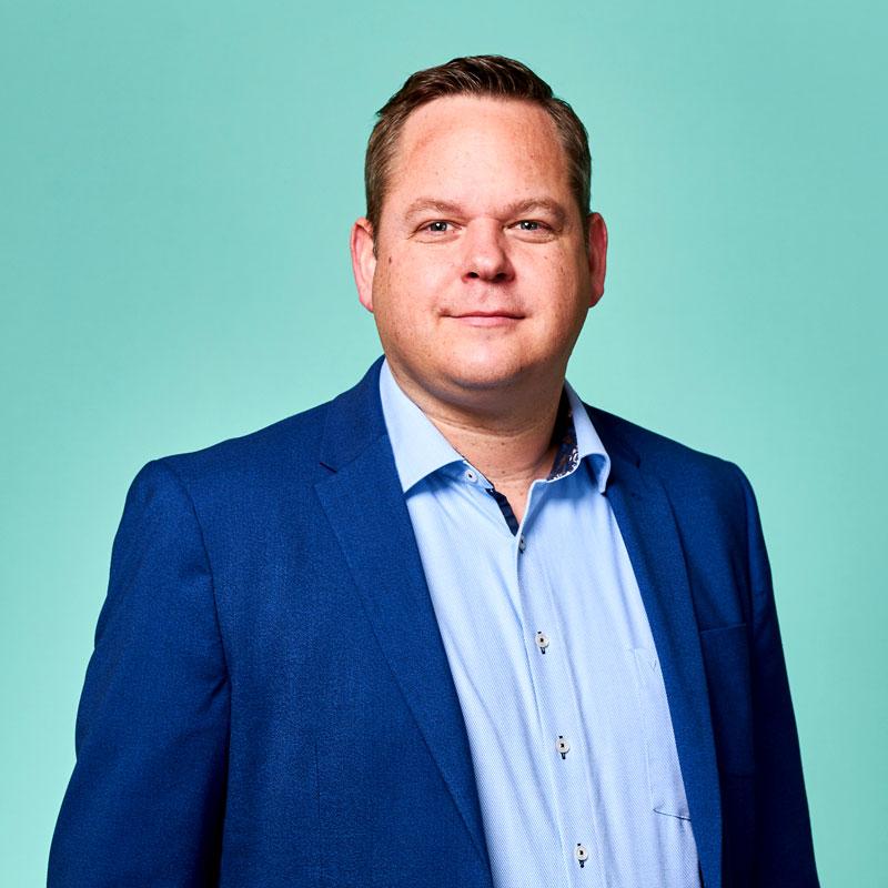 F.P. (Fjodor) de Weerd, financieel directeur